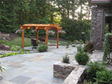 Catoctin Residence:  Wagester Design Group offering Landscape Architect Services