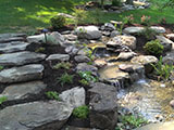 Lake Linganore Residence:  Wagester Design Group-Landscape Architects serving Potomac, MD