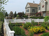 Middletown Residence:  Frederick Landscape Architect-Wagester Design Group